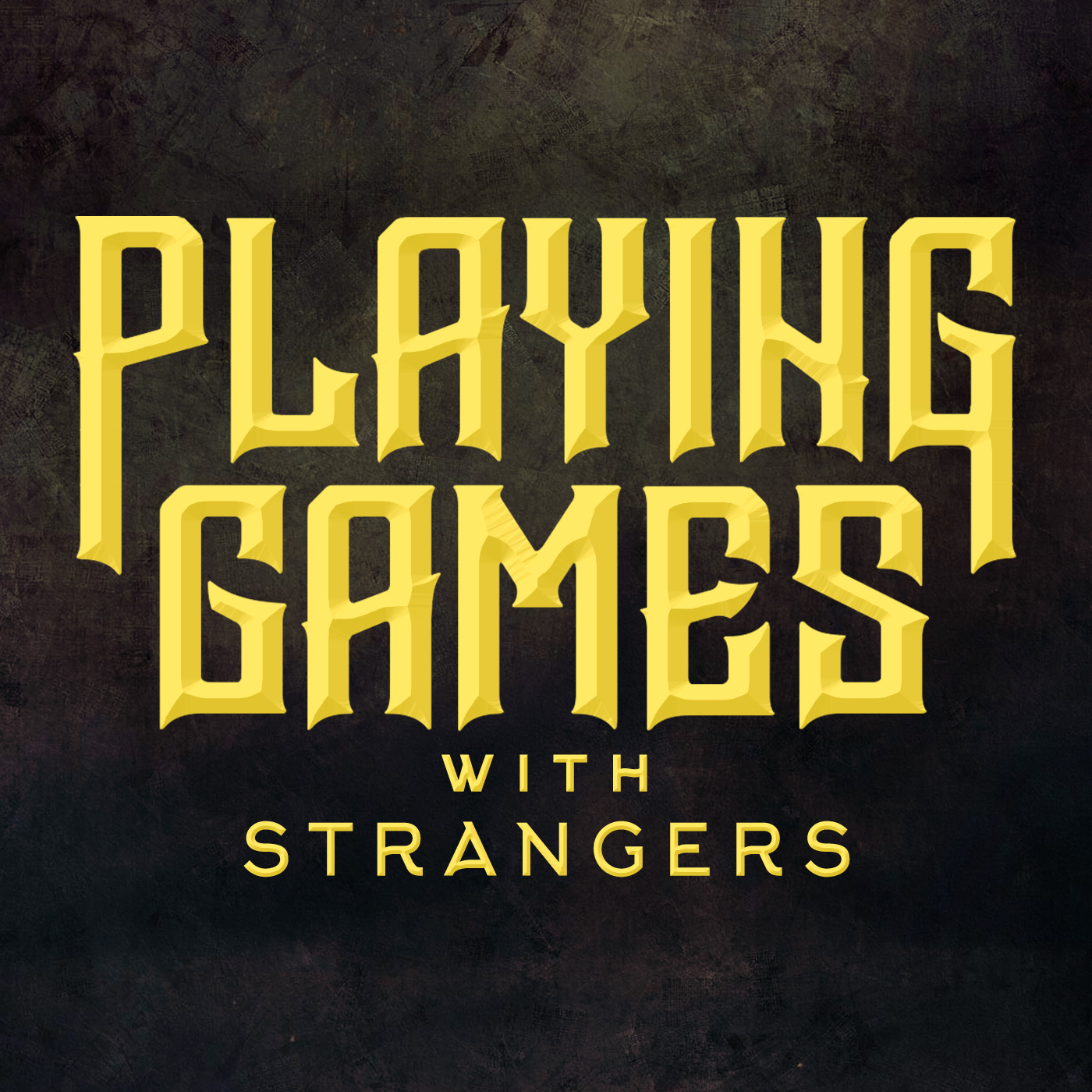 Playing Games with Strangers